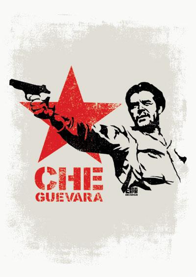 CHE GUEVARA チェ・ゲバラ GUN