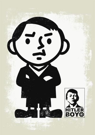 少年ヒットラー HITLER BOY