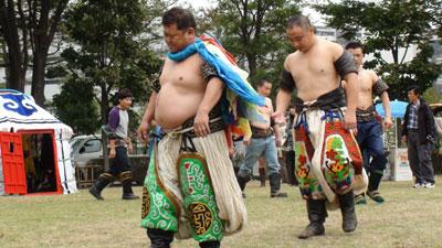 第16回 モンゴル相撲ブフ大会