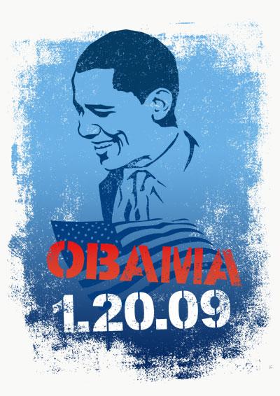 President Obama 1.20.09